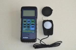 Heavy Duty Light Meter with PC Interface (เครื่องวัดค่าความส่องสว่างแสง)