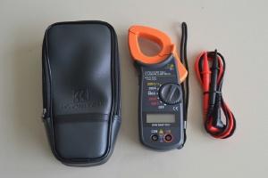 Digital AC Clamp Meter (เครื่องวัดกระแสไฟฟ้า แรงดันไฟฟ้าและความต้านทาน)